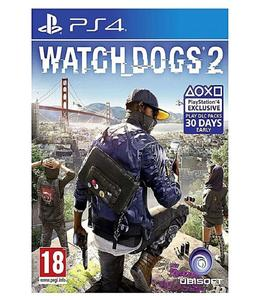 Play Station 4 Watch Dogs 2