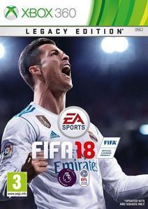 Fifa 18 Xbox 360 by EA
