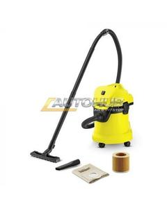 Karcher Karcher Wet & Dry Vacuum Cleaner (WD 3)