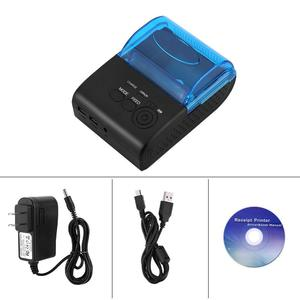 58mm Mini Bluetooth4.0 Thermal Receipt Printer POS/ESC/STAR for Windows Android US Plug