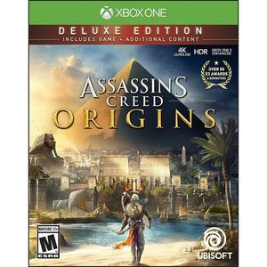 Assassins Creed Origins Deluxe Edition - Xbox One