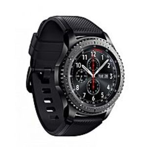Samsung Original Samsung Gear S3 Frontier 4GB Rom Box packed - Black/ Space Grey