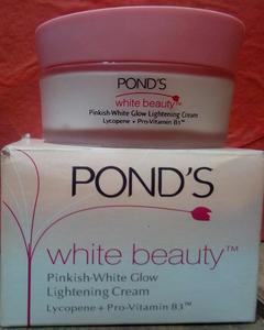 Ponds White Beauty Pinkish White Glow Lightening Cream
