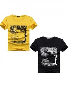 Pack Of 2 Printed T-Shirt Kids