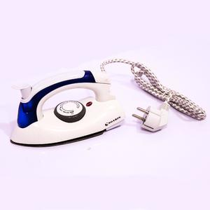 Soarin less space consuming tiny steam iron for travelling and camping