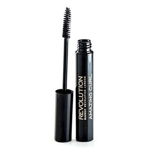 Makeup Revolution London Amazing Curl Mascara - Black