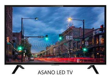Asano 32 Inch Smart LED TV - Smart FHD LED Tv - 32 inches - 1920x1080 - Black