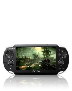 PlayStation Vita - Wi-Fi - Black