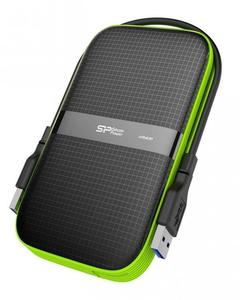 "1TB Rugged Armor A60 Shockproof Water Resistant 2.5"" USB 3.0 External Portable Hard Drive"