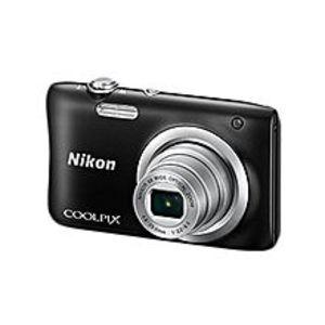 NikonA100 - Coolpix Digital Camera - Black