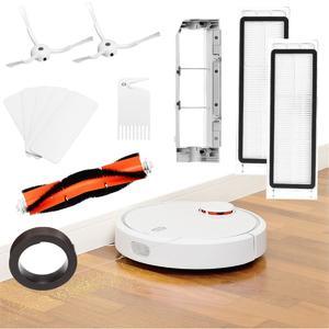 5 Pcs Set Replacements XIAOMI MI Robot Vacuum Cleaner HEPA Filter Cotton Side Brush Main Brush