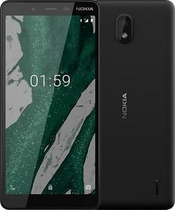 Nokia 1 Plus Mobile Phone - 5.45  IPS LCD Display - 1GB RAM - 8GB ROM Black