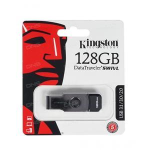 Kingston USB Flash Drive DTSWIVL Datatraveler 16GB, 32GB, 64GB, 128GB