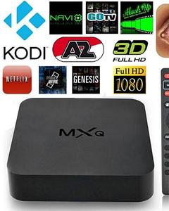 OTT Android Operating System TV Box 2GB RAM 8GB ROM- Black