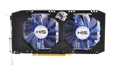 HIS RX 570 IceQ X2 OC 4GB 256Bit Directx 12.1 (Gamer Choice)