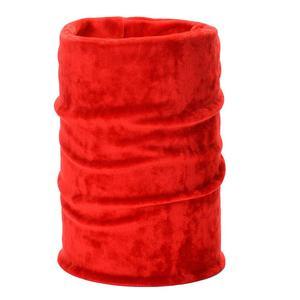 BlingBlingStar Women Men Solid Color Winter Warm Collar Plush Shawl Soft Neck Scarf