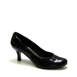 0018-2215 Black Shoes