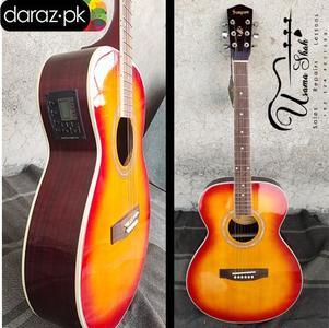 Sampson Semi Acoustic Original Guitar Full Package (Original Pics Attached)