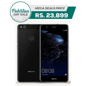 P10 Lite - 5.2 - 4 GB RAM - 32 GB ROM - Fingerprint Sensor - Black