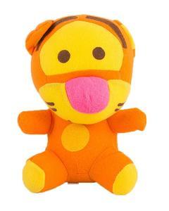 "Cute Hanging Stuffed Toy For Kids 8"" - Orange Tiger"