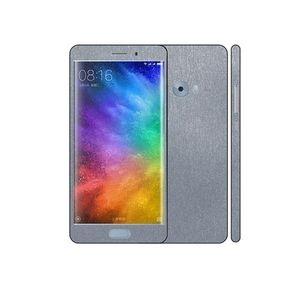 Xiaomi Mi Note 2 3M Grey Brushed Metal Texture Skin