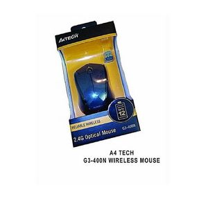 G3-400N - Wireless Mouse - Black