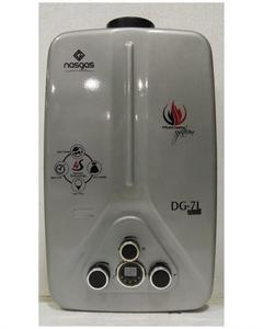 Nasgas Instant Gas Geyser DG-7L GOLD MODEL 7-Liter Natural Gas Auto cut-off protection device