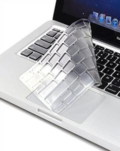Macbook Air 15 Inch Color Key Skin - Transparent