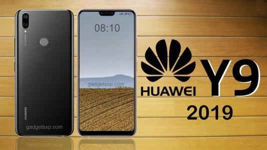 HUAWEI Y9 2019 4GB-RAM, 64GB-ROM, 4000MAH BATTERY, 4 CAMERAS