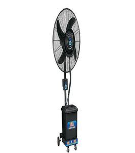 """Mist Fan 24"""" Black - GFC"""