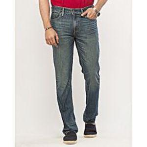 LEVIS51 Slim Fit Za Blue Mid Str
