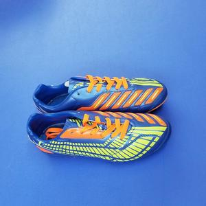 XPD Football Shoes For Men Made of TPU Material -Blue/Green - Strong Football Shoes For Men
