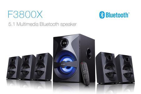 F&D F3800x Multimedia Bluetooth Home Theatre System