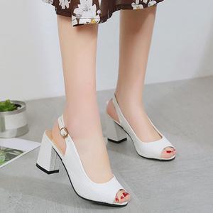 MissFortune Spring And Summer Sandals Pointed Stiletto High Heel Sandals Women's Shoes
