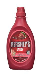 Hershey's Strawberry Syrup 623Ml
