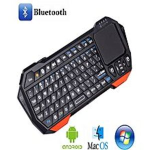 Tech Expert Mini Bluetooth V3.0 Keyboard Built-In Touchpad For Raspberry Pi Is11-Bt05 New