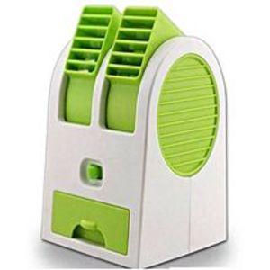 Gadgets MartUSB Battery Mini Turbine Cooler Fan Cooler- Multicolor