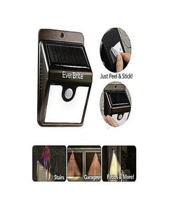 Solar Outdoor Stick-Up Light For Home And Office Gardens Main Door