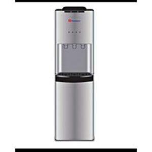 DawlanceWater Dispenser Wd 1042 Srh Silver & Black