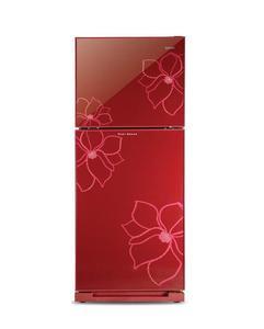 Orient Ruby 260-orient-5535 red-orient 260 liters-glass door