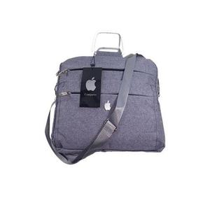 SOLID HQ Macbook Laptop Shoulder Bag 15 Inch - Grey