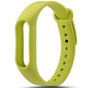 SiliconStrap for MI Band 2 - Green