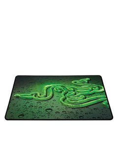 Razer RZR55 - Goliathus 2013 Speed Edition - Soft Gaming Mouse Mat (Small) - Black/Green