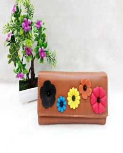 Women Leather Wallet Girls Clutch Bag Ladies Purse Fashion