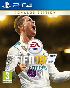 FIFA 18: Ronaldo Edition - PlayStation 4
