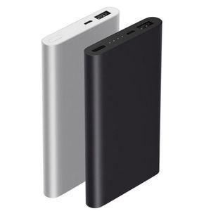 Xiaomi Power Bank2 10000mAh Original Quick Charge 2.0 - Portable Charger
