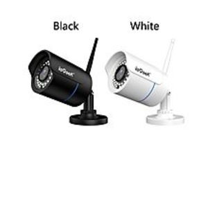 BulletIegeek Waterproof Home Security Surveillance Outdoor Bullet Ip Camera