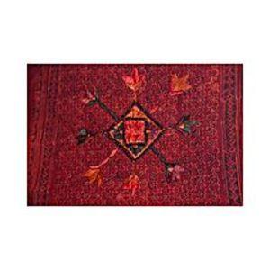 MerkaKraftMulticolor Cotton Handmade Shawl for Women