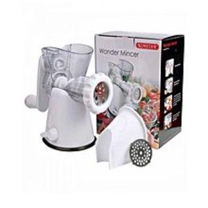 KonstarHand Held Manual Meat Mincer & Grinder Machine