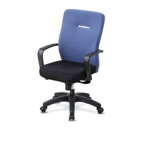 ME-120 - Office Chair - Black/Blue